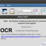 OCR simple pour Linux