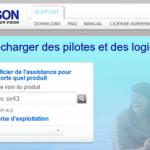 Pilotes EPSON pour linux