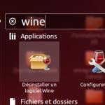 Désinstaller un programme sous Wine