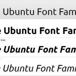 Fonts – Polices de caractères Win-Mac-Linux