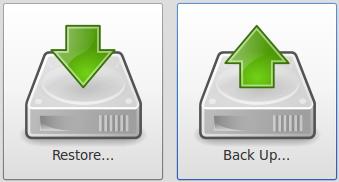 Backup – Restore