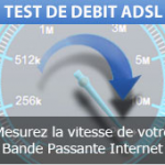 Tester son débit internet ADSL