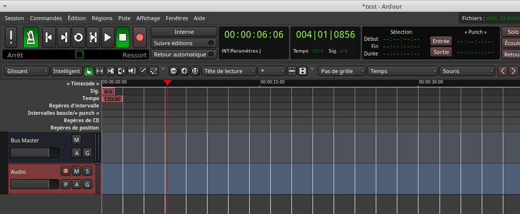 Ardour – Sequenceur Audio MIDI complet