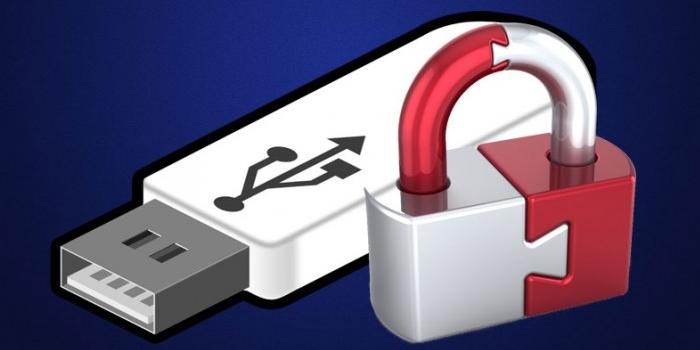 Clés et disques USB en lecture seule !