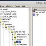 Executer Regedit sous Linux