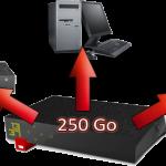 Sauvegarder les fichiers de votre FreeBox
