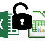 Faire sauter la protection des fichiers Excel (xls, xlsx) ou LibreOffice / OpenOffice CALC (ods)