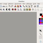 PhotoFlare = PhotoFiltre sous Linux !