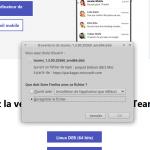Installer TEAMS sous Linux