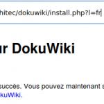 Installer DokuWiki